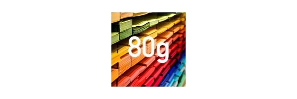 Farbige Papiere 80g/m