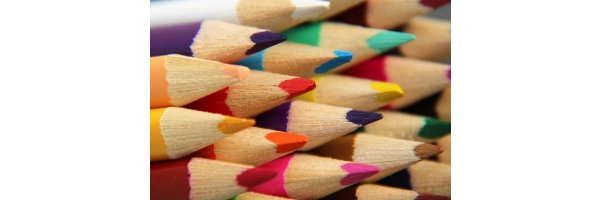 Stifte aller Art