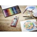 Aquarell-Buntstift - STABILO aquacolor -18er Pack - mit 18 verschiedenen Farben