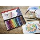 Aquarell-Buntstift STABILOaquacolor®, Metalletui mit 18 Stiften