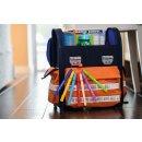 Filzstift mit Kappenring - STABILO Cappi - 18er Pack - mit 18 verschiedenen Farben