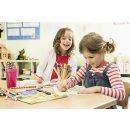 Ergonomischer Buntstift für Linkshänder - STABILO EASYcolors - Einzelstift - laubgrün