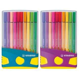 Fasermaler pen 68 ColorParade t/li