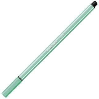 Premium-Filzstift - STABILO Pen 68 - Einzelstift - eisgrün