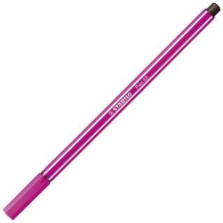 Premium-Filzstift - STABILO Pen 68 - Einzelstift - rosarot