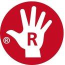 Ergonomischer Spitzer für Rechtshänder - STABILO EASYergo 3.15 Spitzer - rot