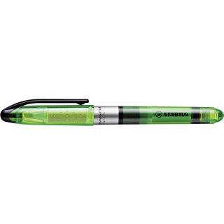 Textmarker - STABILO NAVIGATOR - Einzelstift - grün
