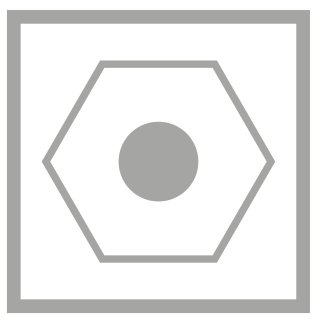 Graphitstift für fast alle Oberflächen - STABILO All - Einzelstift