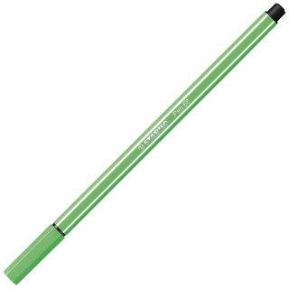 Premium-Filzstift - STABILO Pen 68 - Einzelstift - minzgrün