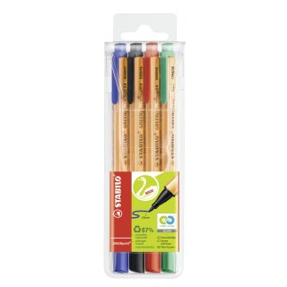 Tintenschreiber GREENpoint Etui