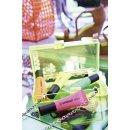 Textmarker STABILO® Neon, sortiert, Netz mit 4 Stiften