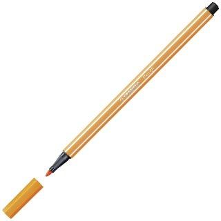 Premium-Filzstift - STABILO Pen 68 - Einzelstift - orange