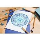 Fineliner - STABILO point 88 - Einzelstift - azurblau