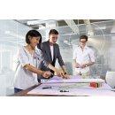 Premium-Textmarker - STABILO BOSS EXECUTIVE - Einzelstift - pink