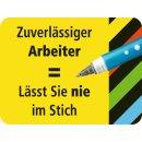Tintenroller - STABILO worker+ colorful - medium - Einzelstift - schwarz