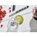 Permanent-Marker - STABILO Write-4-all - fein - Einzelstift - schwarz