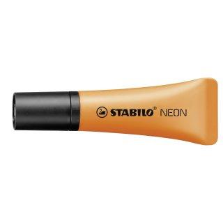 Textmarker - STABILO NEON - Einzelstift - orange