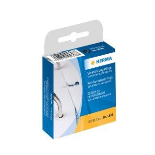 Verstärkungsringe transparent HERMA 5898 Sc500St