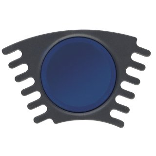Einzelfarbe Connector Preußischblau