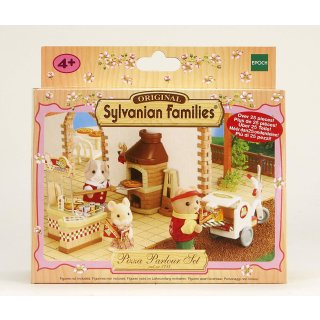 Sylvanian Families 2788 - Pizzastube