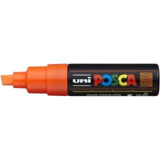 Marker UNI POSCA PC-8K neon orange