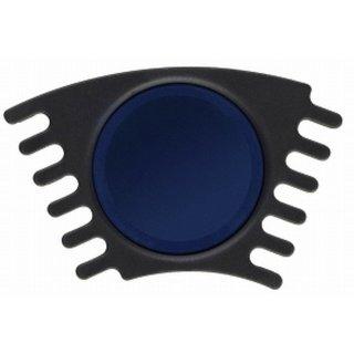 5 x Faber Castell Farbkasten Connector Nachfüllnäpfchen preußischblau