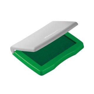 Stempelkissen 3E grün Kunststoff-Gehäuse 5x7cm i.d.Fsc