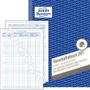 Avery Zweckform Haushaltsbuch 201, weiß DIN A5 hoch...