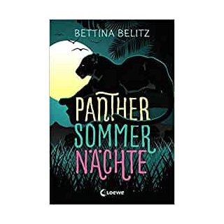 Panthersommernächte [Hardcover] Belitz, Bettina