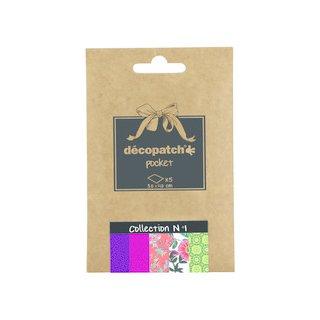 Decopatch Deco Pocket no.1