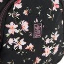 Ars Una Studio Schulrucksack rosa Blümchen AU-6 Mädchen als Schultasche oder Rucksack geeignet