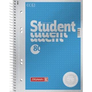 Collegeblock A5 dotted Premium BRUNNEN