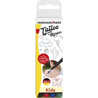 Tattoostifte Set Kids 4er Etui