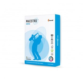 Kopierpapier MAESTRO® color, hellfarben, A3, 80 g/qm, mittelblau